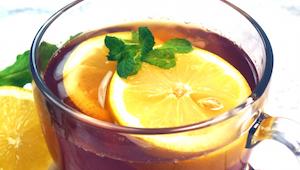 Ledový čaj na 4 různé způsoby