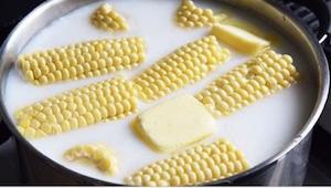 Když moje kamarádka začala vařit kukuřici v mléku, byla jsem skeptická. Pak jsem