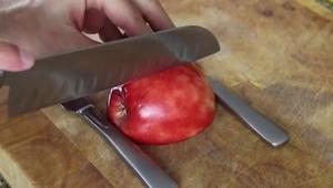 Trik s jablky, kterým můžeš překvapit své hosty při večeři!