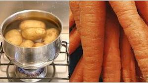 Ode dneška budu brambory vařit společně s mrví! Škoda, že jsem o tom nevěděla dř